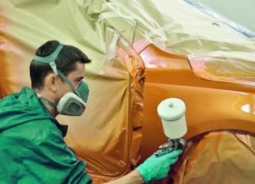 Как покрасить кузов автомобиля своими руками?