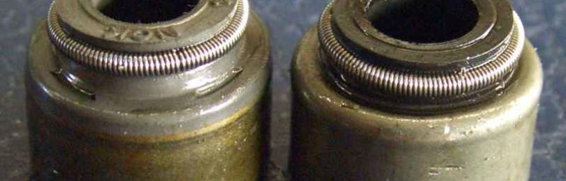 Как самостоятельно заменить маслосъёмные колпачки?
