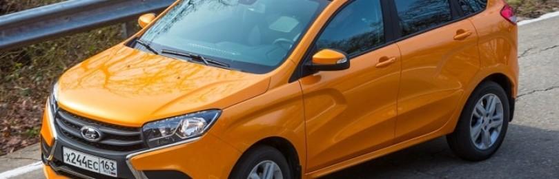 Новые автомобили LADA