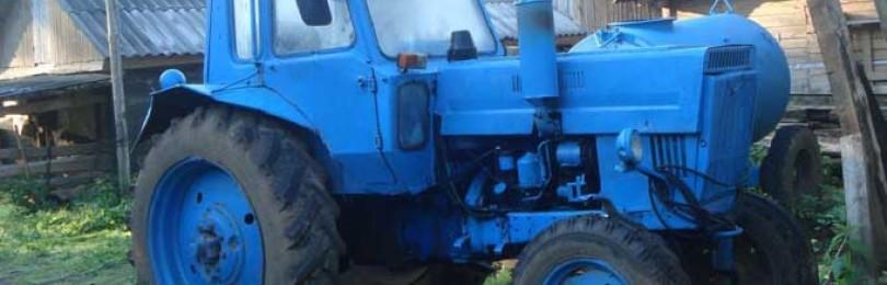 Расход Топлива Тракторов МТЗ