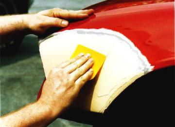 Как шпаклевать машину своими руками
