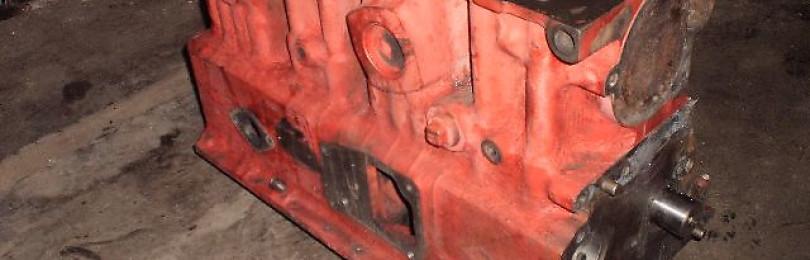 Блок МТЗ-80