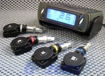 Как подобрать автомобильный датчик давления в шинах?