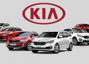 Автоцентр на Столичном: Более 15 моделей KIA
