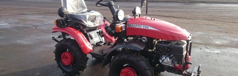 Трактор Беларус МТЗ-152