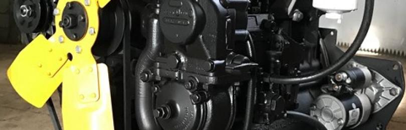 МТЗ-80 Какой Двигатель