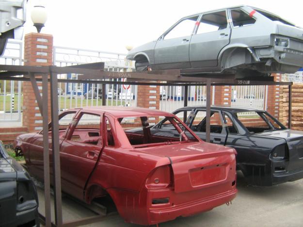 Автомобильные кузова