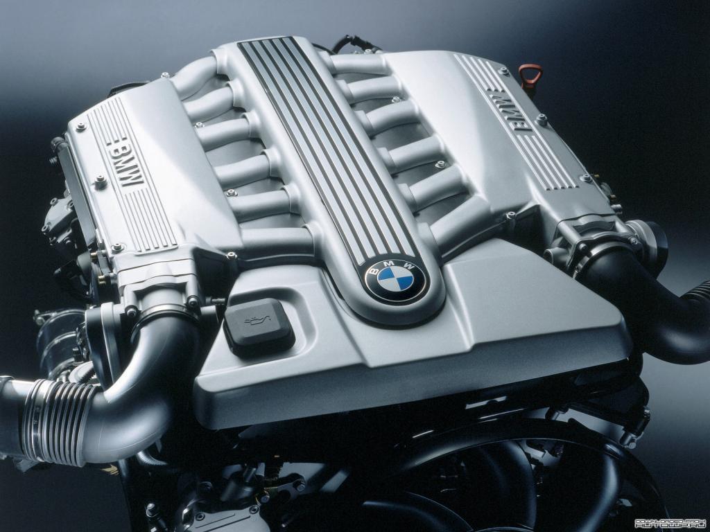 Двигатель BMW, чип-тюнинг