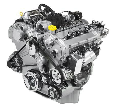 Мотор в идеальном состоянии