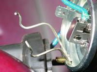 Замена ламп противотуманных фар
