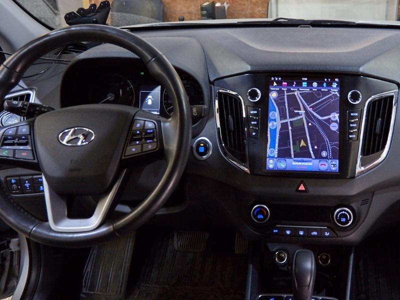 Tesla Магнитола для Hyundai Creta